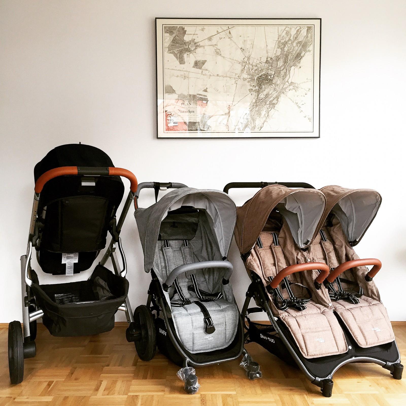 Kinderwagenmodelle